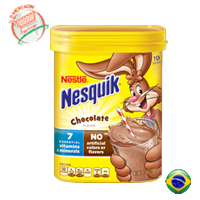 Nesquik Achocolatado/ Chocolate Drink Powder - O Mercadin
