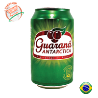 Guarana Antartica Can 330ml - o-mercadin