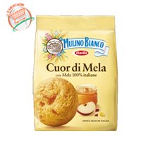 Load image into Gallery viewer, CUOR DI MELA 250g MULINO BIANCO  - BARILLA - o-mercadin