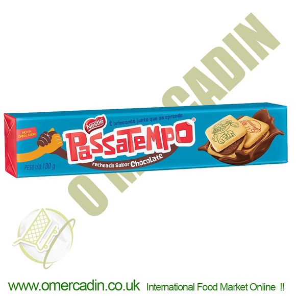 passatempo chocolate nestle