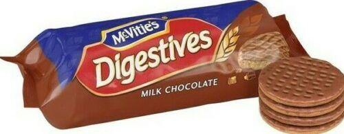 McVitie's Digestives Milk Chocolate 266g - O Mercadin