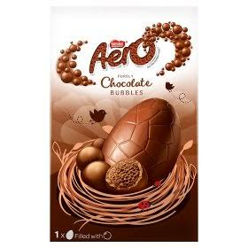 AERO CHOCOLATE BUBBLES EGG