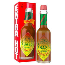 Load image into Gallery viewer, Tabasco Habanero Sauce 60ml