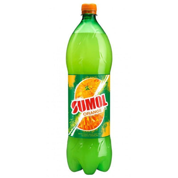 Sumol PET Orange Drink / Laranja 1.5L - O Mercadin