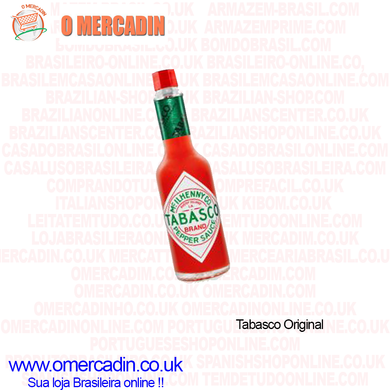 Tabasco Sauce 57ml - o-mercadin