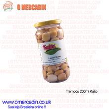 Load image into Gallery viewer, TREMOCOS 200ml / LUPINS BEANS- KAITO - o-mercadin