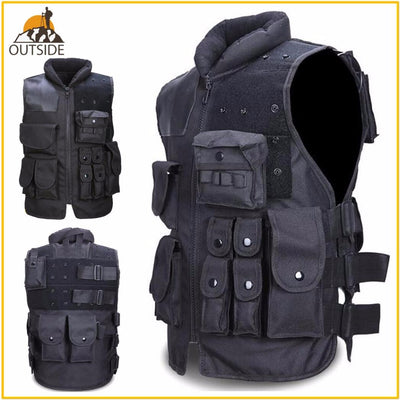High Quality Tactical Combat Vest