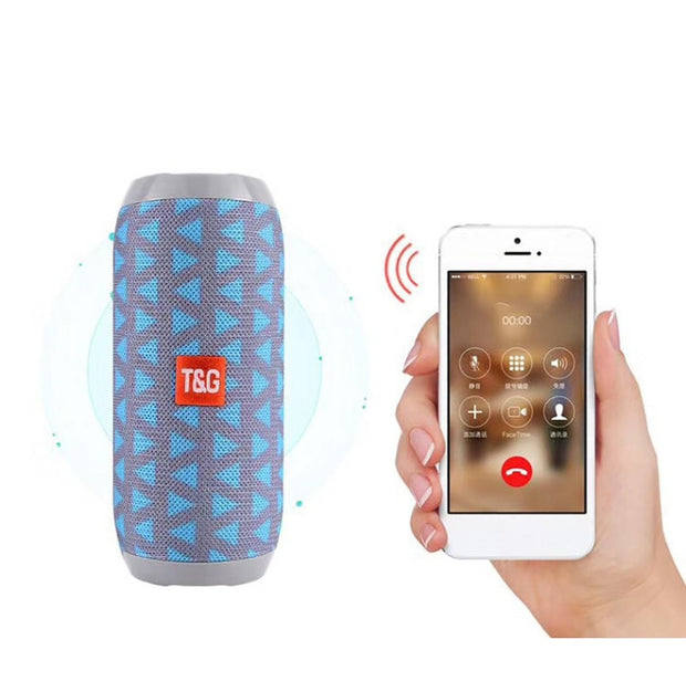 Waterproof Bluetooth Portable Speaker