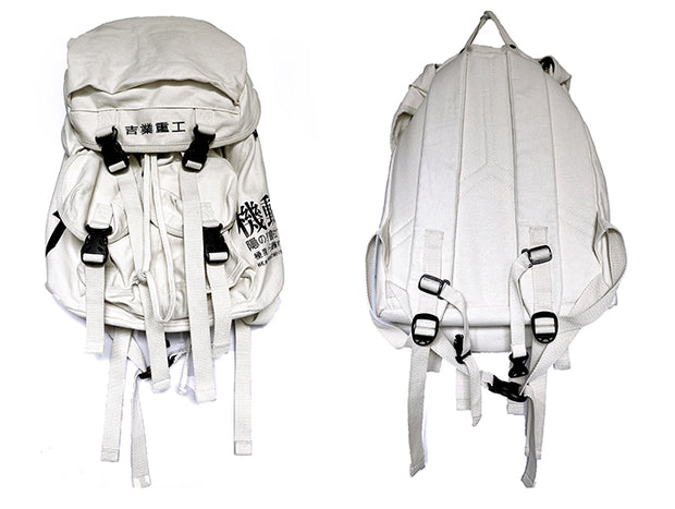 Kenji's T-15 Backpack - Ninjadark