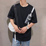 Strapped Homme Streetwear T-shirt