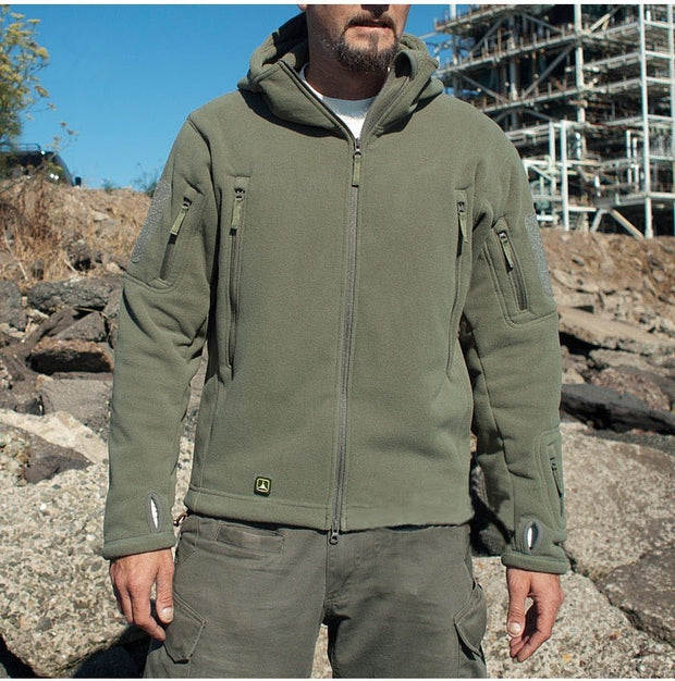 US Military Ranger Fleece - Ninjadark