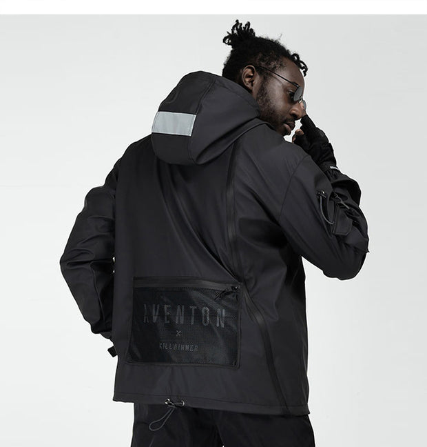 Urban Hunter Windbreaker - Ninjadark