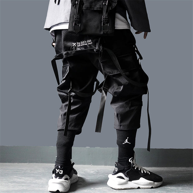 Uprising Tactical Cargo Pants - Ninjadark