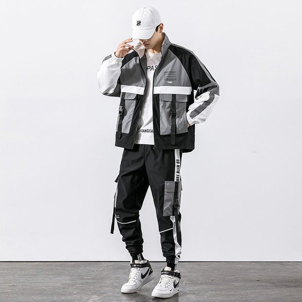 Urban Palette Cargo 2pc Jacket+Pants