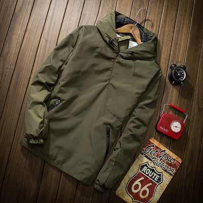 Ghost V - Tactical Techwear Bomber Jacket