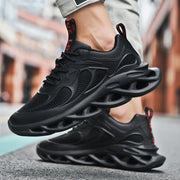 Ghost Black Street Sneakers