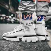 Hightop Men's Streetwear Sneakers