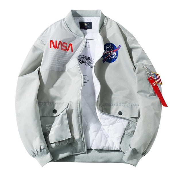 NASA Ninja Bomber Jacket