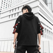 NARUTO Urban Ninja Hooded T-shirt