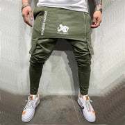 Ninja Jogger Zipper Pants