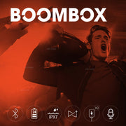 Mini Boombox Wireless Bluetooth Speaker/Subwoofer