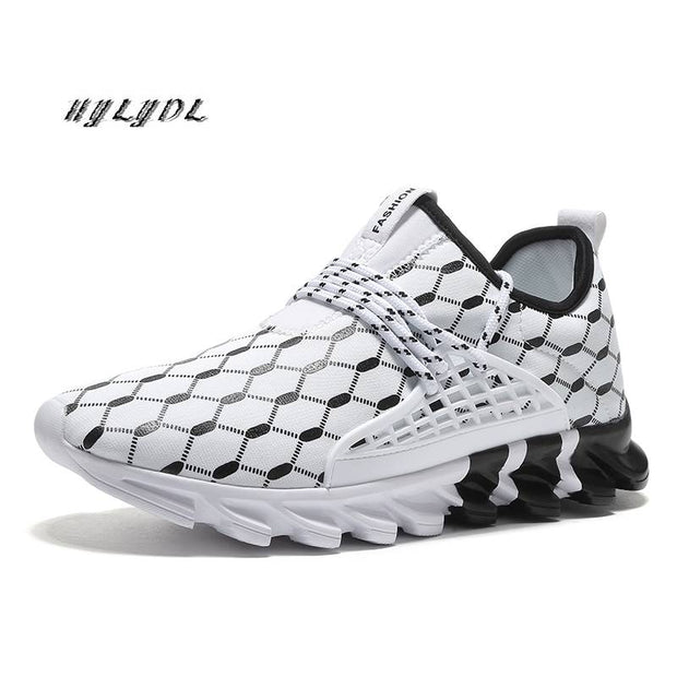 NinjaDark ChainLink Street Shoes