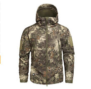 Ghost Soldier - Tactical Snowboard Techwear Windbreaker - Ninjadark