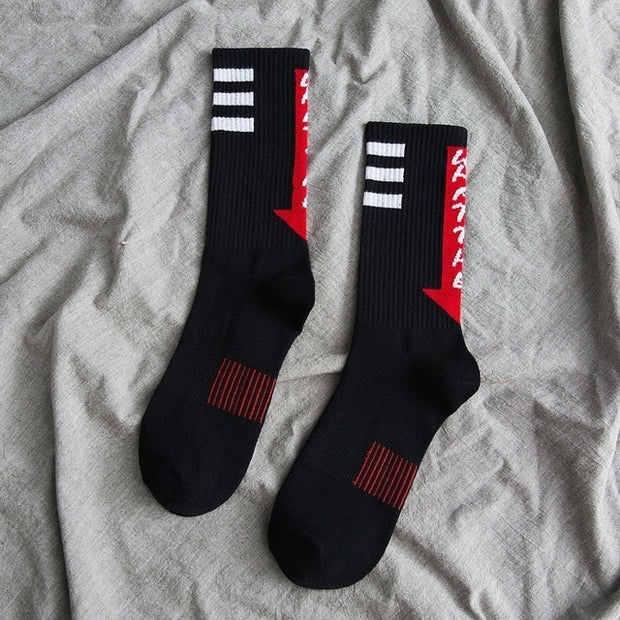 Retro Tech Socks - Ninjadark