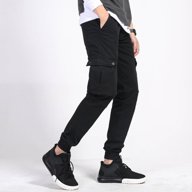 The Simpleton - Simple Techwear Joggers - Ninjadark