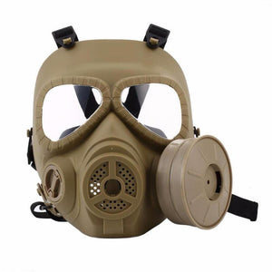 Tactical Gas Mask - Ninjadark