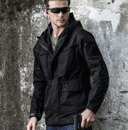 M65 - Urban Tactical Military Techwear Jacket - Ninjadark