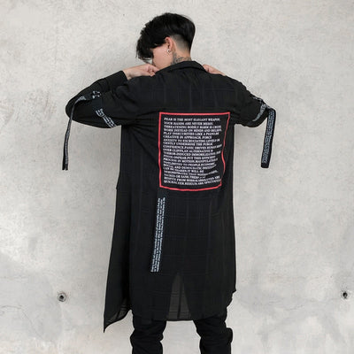 Long-Sleeve Street Ninja Shirt