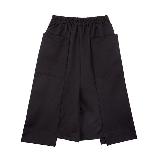 Ninja Girl Elastic Calf-length Pants