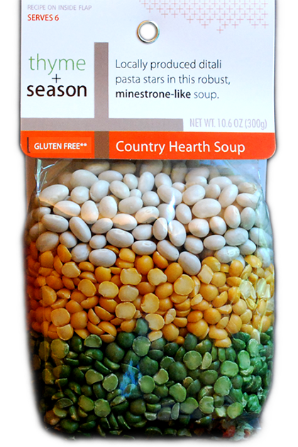Country Hearth Soup  (*Organic + Non-GMO)