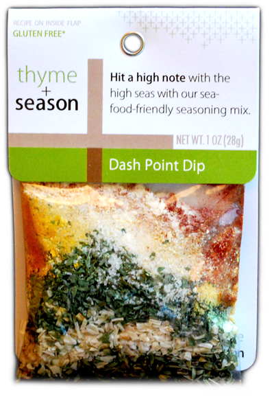 Dash Point Dip (Organic + Non-GMO)