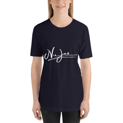 Women's Nu-Jaz Signature Short-Sleeve T-Shirt (Navy)
