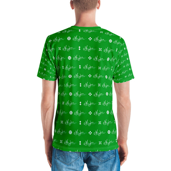 Men's Nujaz T-Shirt (Green)