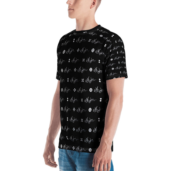 Men's Nujaz T-Shirt (Black)