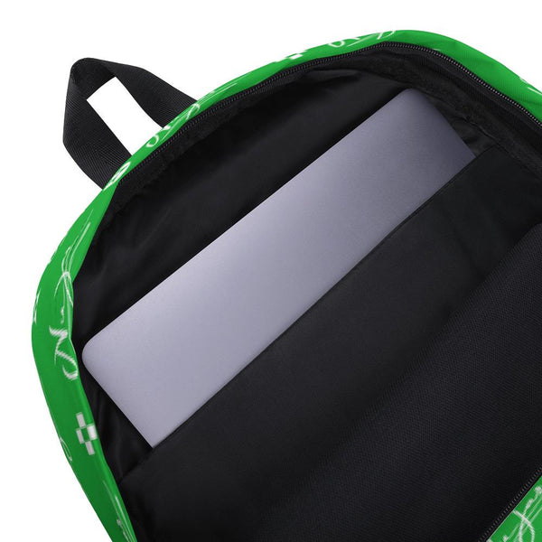 Nujaz Backpack (Green)