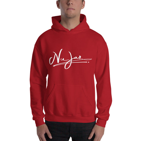 Men's Nu-Jaz Signature Hoodie (Red)