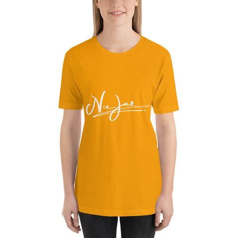Women's Nu-Jaz Signature Short-Sleeve T-Shirt (Gold)