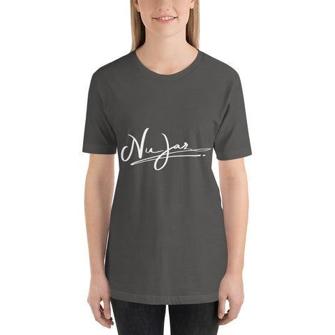 Women's Nu-Jaz Signature Short-Sleeve T-Shirt (Grey)