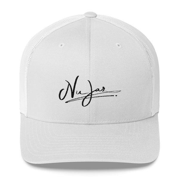 Nu-Jaz Signature Sports Cap (White)