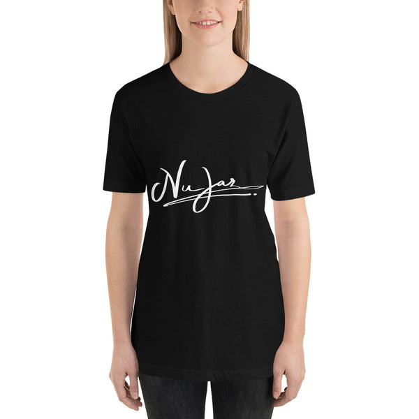 Women's Nu-Jaz Signature Short-Sleeve T-Shirt (Black)
