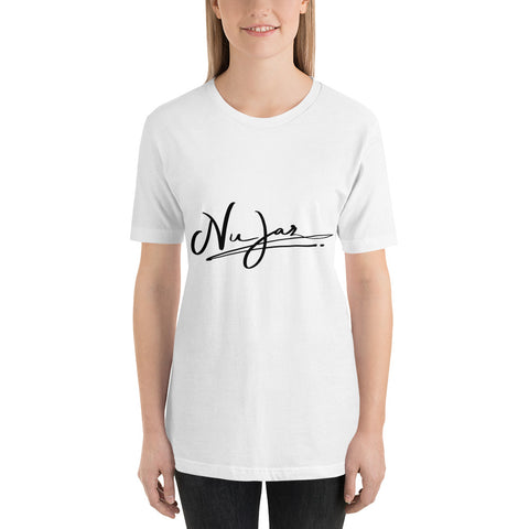 Women's Nu-Jaz Signature Short-Sleeve T-Shirt (White)