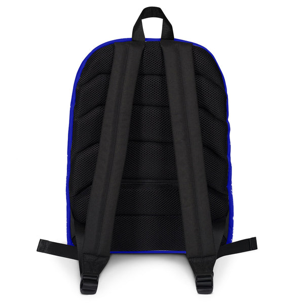 Nujaz Backpack (Blue)