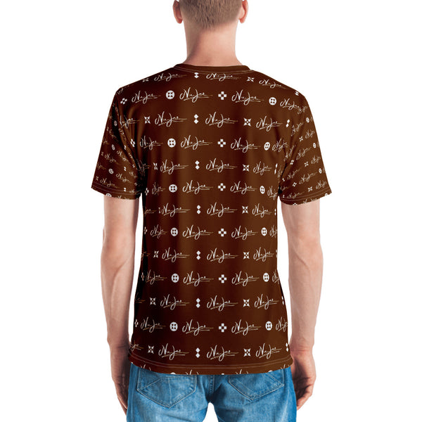 Men's Nujaz T-Shirt (Brown)