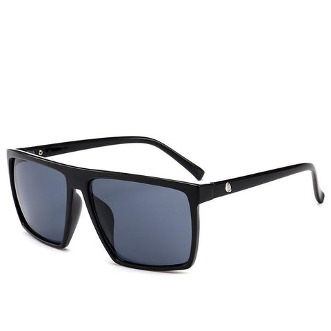Mirror Photochromic Oversized Sunglasses for Male
