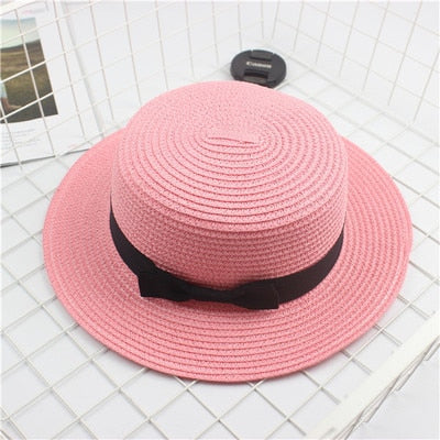 Fashion Parent-child sun hat
