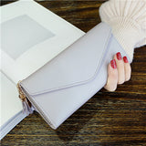 Multifunction PU Leather Women's Clutch Purse